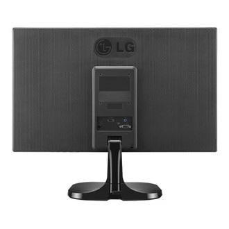 "LG 23M45H-B 23"" TN LED monitor fekete"