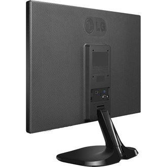 "LG 22M45HQ-B 21.5"" TN LED monitor fekete"