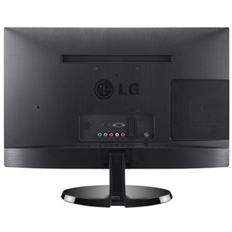 "LG 19MN43D-PZ 18.5"" TN LED monitor-TV fekete"
