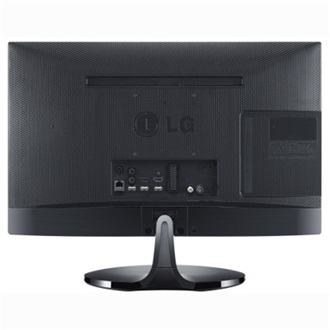 "LG 24MS53S-PZ 24"" IPS LED smart monitor-TV fekete"