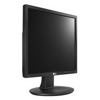 "LG 19MB35D-B 19"" IPS LED monitor fekete"