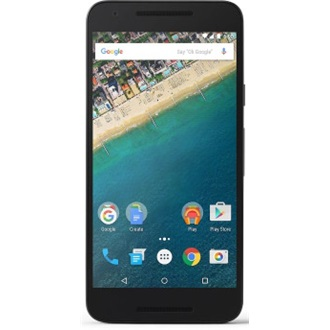 LG Nexus 5X 32GB, Carbon (Android)