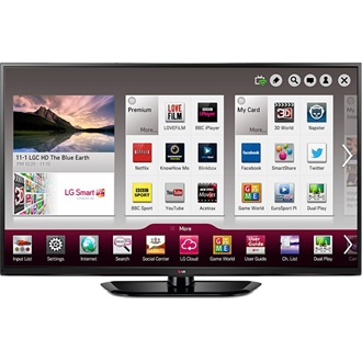 "LG 50PH660S 50"" touchscreen plazma smart 3D TV"