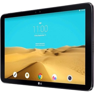 LG Tablet G-Pad 2 10.1 V935 16GB Wi-Fi + 4G/LTE tablet, Brown Black (Android)