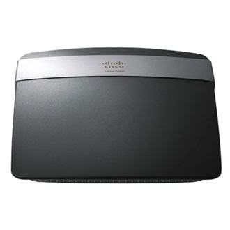 Linksys E2500 Dual Band WI-FI router