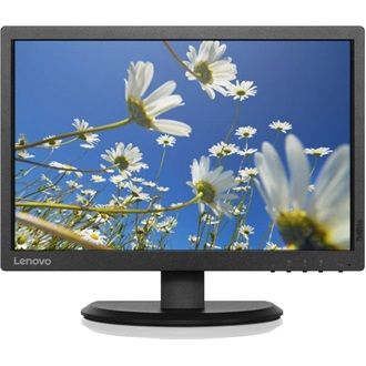"Lenovo E2054 19.5"" IPS LED monitor fekete"