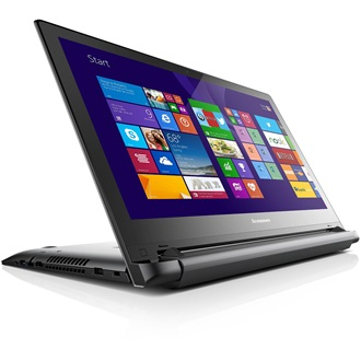 Lenovo Flex 2 15 notebook fekete