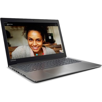Lenovo IdeaPad 320-17ISK notebook fekete