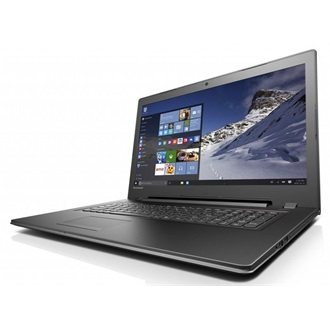 Lenovo IdeaPad B71-80 notebook fekete