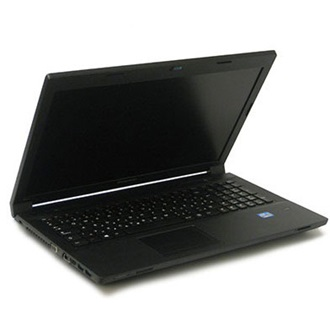 Lenovo IdeaPad B590 notebook fekete