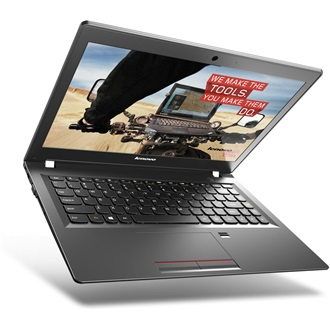 Lenovo IdeaPad E31-70 notebook fekete
