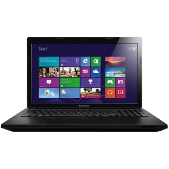 Lenovo IdeaPad E50-80 notebook fekete