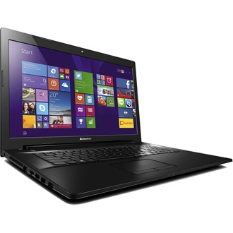 Lenovo IdeaPad G70-80 notebook fekete