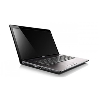 Lenovo IdeaPad G710 notebook fekete
