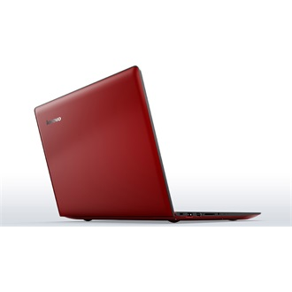 Lenovo IdeaPad U31-70 notebook piros