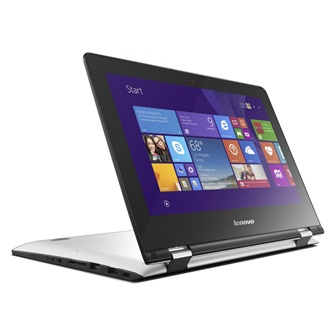 Lenovo IdeaPad Yoga 300 notebook fehér