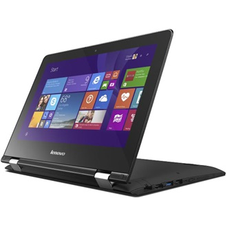 Lenovo Yoga 300 notebook fekete