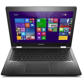 Lenovo IdeaPad Yoga 500 notebook fekete