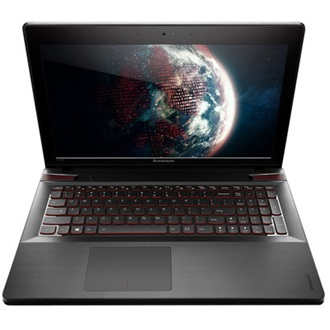 LENOVO IdeaPad Y510p notebook fekete