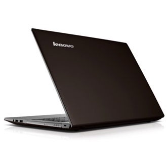 Lenovo IdeaPad Z510 notebook fekete