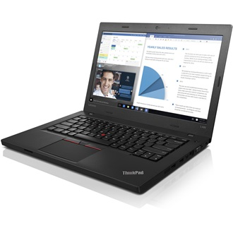 "Lenovo L460, 14.0"" FullHD IPS (1920 X 1080) Anti-Glare WLAN, WWAN, i5-6200U, 4GB, SSD 192GB, Intel® HD 520, #N/A, Win 7"