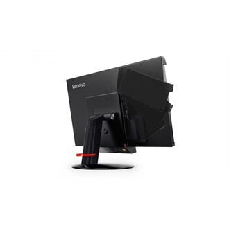 "Lenovo ThinkCentre Tiny-In-One 23.8"" IPS LED monitor fekete"