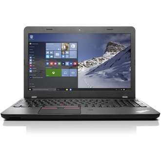 Lenovo ThinkPad E560 notebook fekete
