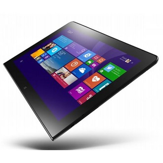 "Lenovo ThinkPad 10.1"" 128GB 4G tablet fekete + Office Home & Student 2013"