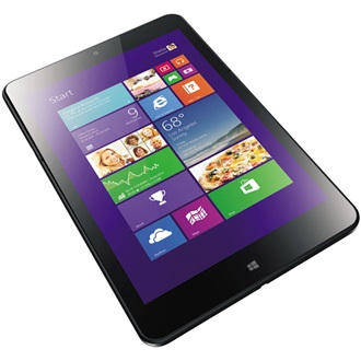 "Lenovo ThinkPad 8.3"" 64GB tablet fekete"