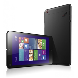 "Lenovo ThinkPad 8.3"" 128GB tablet fekete"