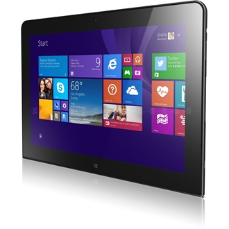 "Lenovo ThinkPad 10.1"" 128GB tablet fekete"
