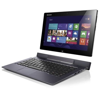 Lenovo ThinkPad Helix notebook/tablet fekete