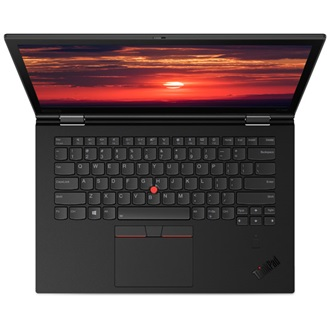 Lenovo ThinkPad X1 Yoga 3 notebook fekete