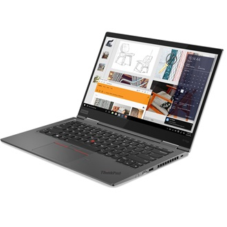 Lenovo ThinkPad X1 Yoga 4 2-in-1 notebook fekete