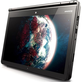 Lenovo ThinkPad Yoga 14 notebook fekete