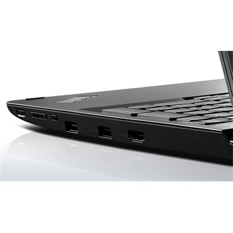 Lenovo ThinkPad Yoga 15 notebook fekete