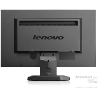 "Lenovo ThinkVision LT2423 24"" TN LED monitor fekete"