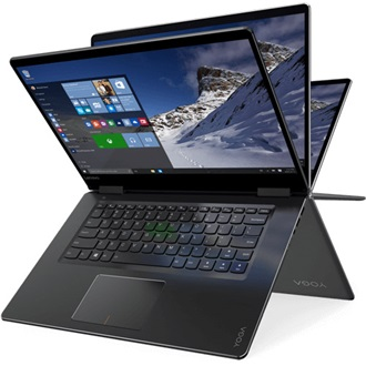 Lenovo Yoga 510 notebook fekete