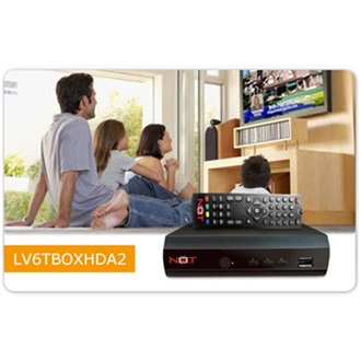 LifeView LV6TBOXHDA2 TV-BOX