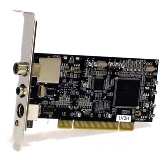 LifeView Not Only TV Hybrid DVB-T és analóg TV tuner, PCI (LV3H)