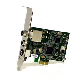 LifeView LV8H PCI-E x1 TV tuner
