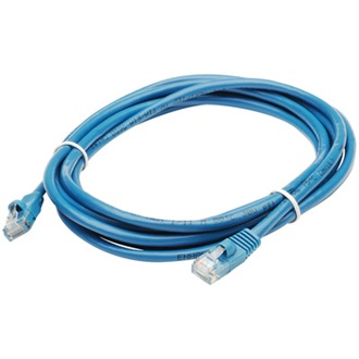 LogiLink CAT6 F/UTP Patch Cable EconLine AWG26 blue 3,00m