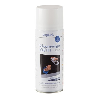 LogiLink Foam Cleaner for LCD / TFT screens (400 ml)