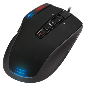 LogiLink Q1 Revulution Gaming Mouse