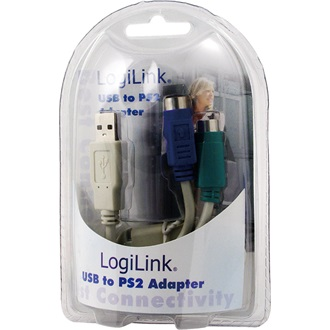 LogiLink USB - PS/2 adapter