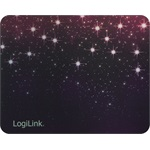 "Logilink Golden laser mouspad, ""Outer space"" design"