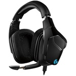 Logitech G635 LightSync gaming headset fekete