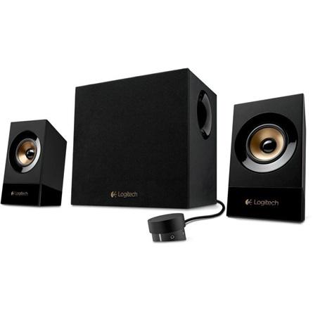 Logitech Z533 2.1 hangszóró fekete