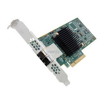 Lsi Logic 9300-8E PCI-E x8 - 8 portos SAS/SATA Host Bus Adapter Single pack