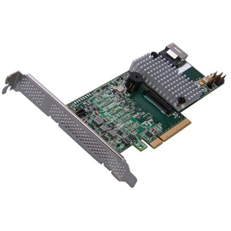 Lsi Logic MegaRAID 9271-4I PCI-E x8 - 4 portos SAS/SATA RAID vezérlő Single pack